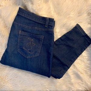NWOT Juicy Couture Skinny Jeans Size 10